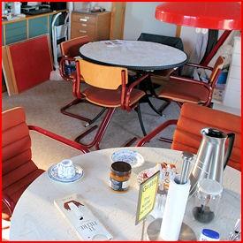 Café 32 hos Laila