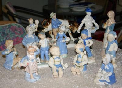 Porcelænsfigurer
