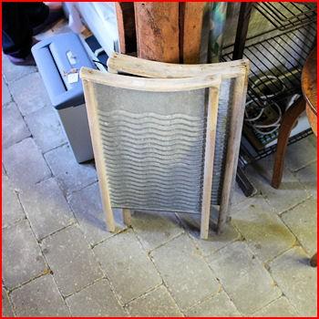 Ældre vaskebræt