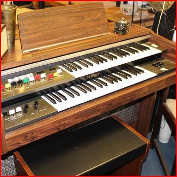 Elektrisk orgel