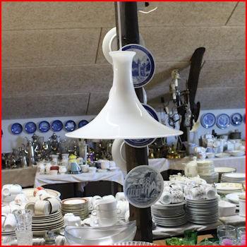 Holmegaard lampe