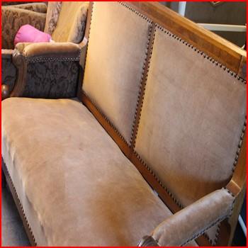 Ældre sofa