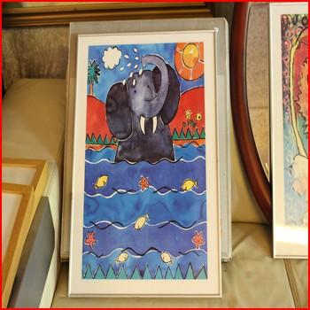 Billede med Elephant
