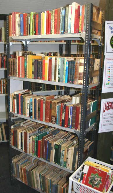Bøger fra LAILAS LOPPEMARKED