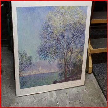 Billede af Claude Monet