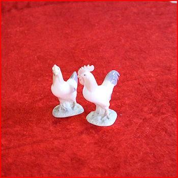 Høns og Hane