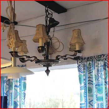 6 Armet Lampe