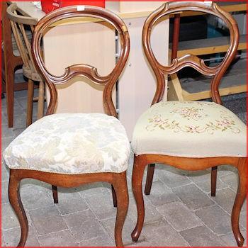 2 ældre stole